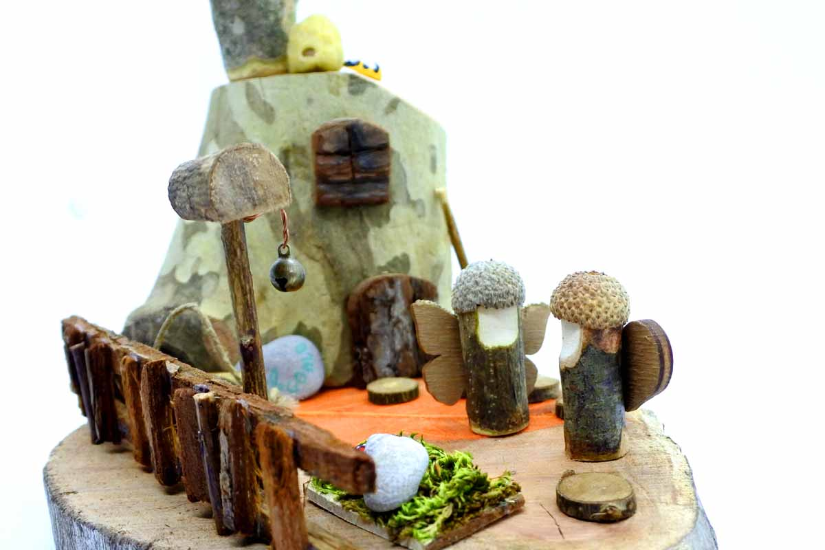 Fairy's house - Ecological toys - LNP